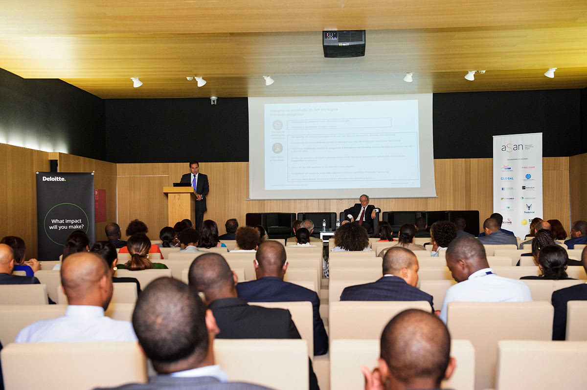 ASAN e Deloitte abordam impacto da introdução do IVA em Angola