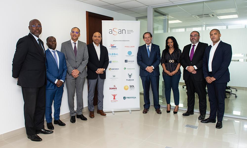 ASAN - A ASAN inaugurou as suas novas instalações