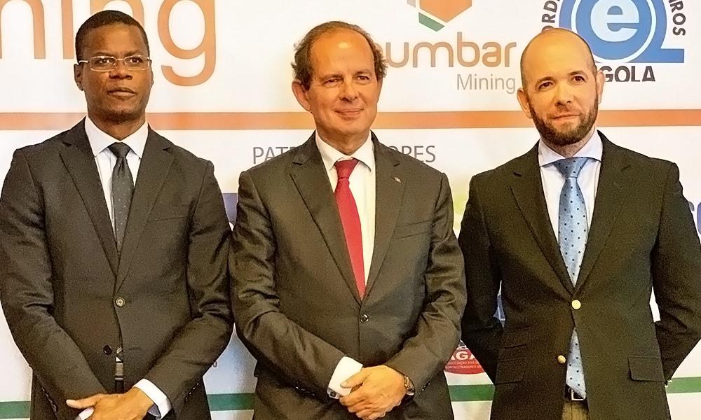 Angola Mining Talks – Seguradoras respondem às oportunidades do sector mineiro em Angola