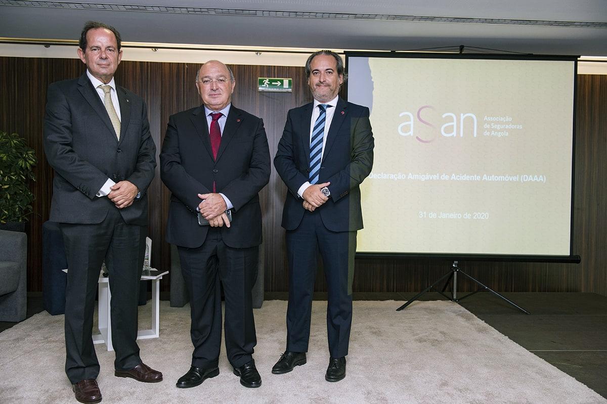 ASAN - ASAN apresenta Declaração Amigável de Acidente Automóvel (DAAA) em Workshop